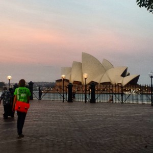 'Sydney Sights' Tour - Opera house view from Circular Quay